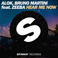 Alok & Bruno Martini feat. Zeeba - Hear Me Now