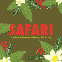 J Balvin feat. Pharrell Williams, BIA & Sky - Safari