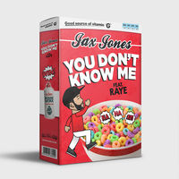 Jax Jones feat. Raye - You Don't Know Me