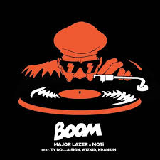 Major Lazer & MOTi feat. Ty Dolla $ign, Wizkid & Kranium - Boom