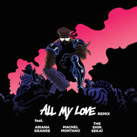 Major Lazer feat. Ariana Grande & Machel Montano - All My Love