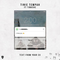 Tinie Tempah feat. Tinashe - Text From Your Ex
